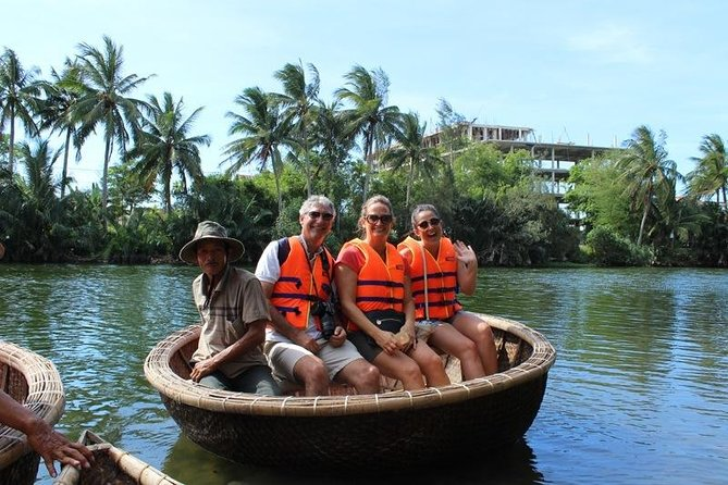 Camh Thanh Coconut Boat Jungle Tour
