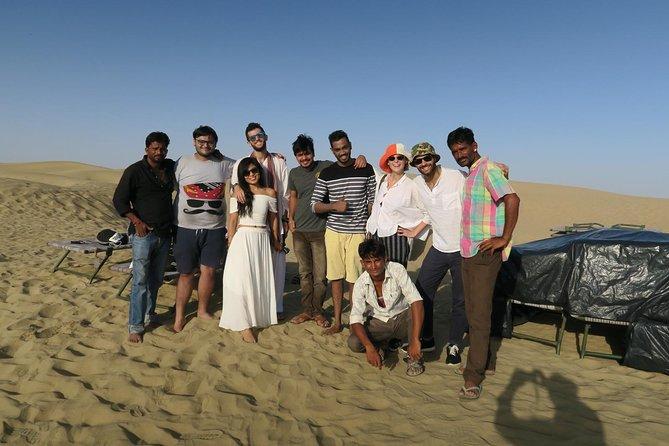 Half Day Desert Safari Jaisalmer