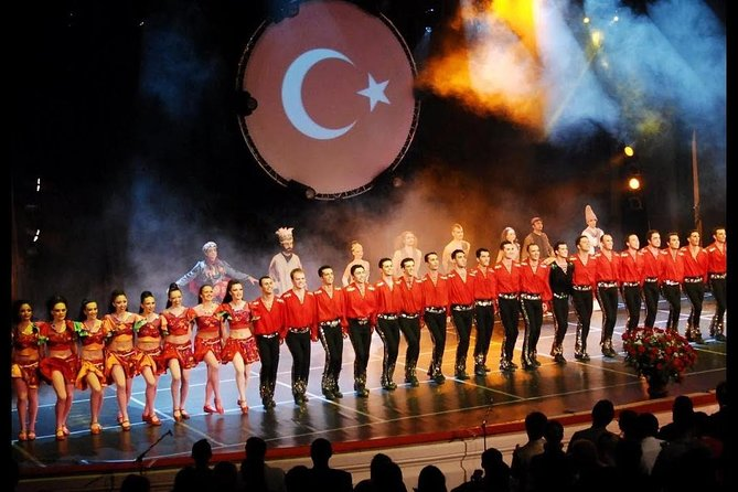Fire of Anatolia - The Legendary Turkish Dance Show