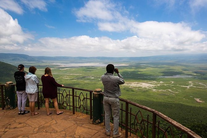 1-Day Tour to Ngorongoro Crater