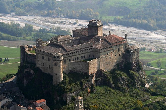Hidden treasures in Ceno valley, closely south of Parma.
