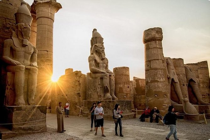 Enjoy Super Tour for 1 Night 2 Days at Luxor
