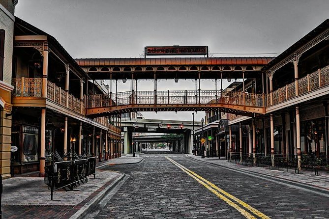 Downtown Orlando 2 HR Interactive Walking Ghost Tour