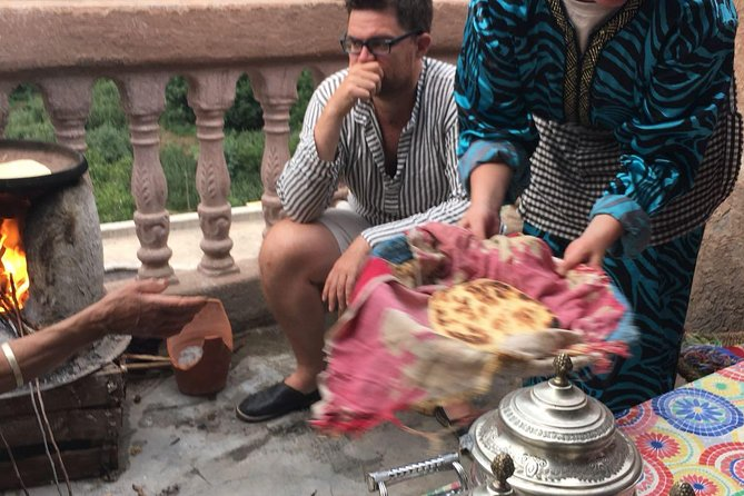 Cooking Day With Family In High Atlas Mountains