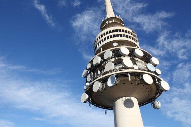 Skip the Line: Telstra Tower Observation Deck Ticket