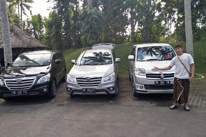Bali Private Car Charter With English Speaking Driver To Ubud Area