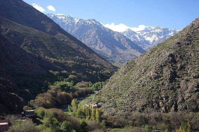 Berber villages Trek -3 days and 2 nights - Atlas Mountains