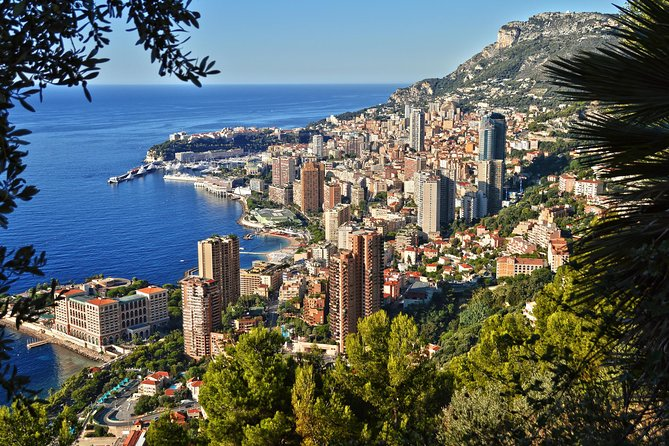 Monaco and Eze Small Group Day Trip from Cannes