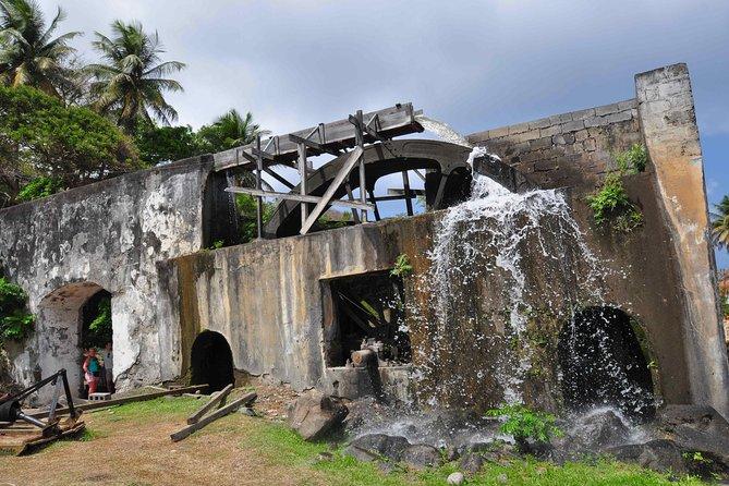 Rum Distilleries Tour (Clarke's Court &/ Water Powered River Antoine