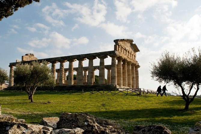 Paestum Orientation Tour
