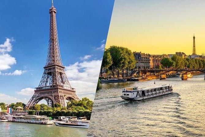 Eiffel Tower Skip the Line Summit Access & Seine River Cruise