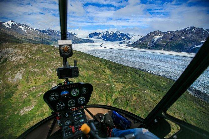 Alaska Helicopter Tour with Glacier Landing - 60 mins