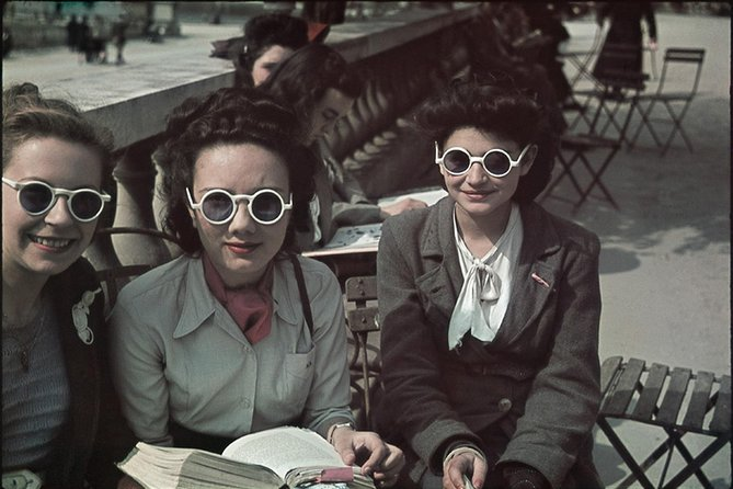 Paris during WWII Historical Walking Tour