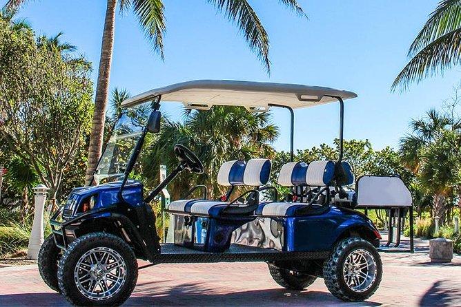 South Beach Golf Cart Tour