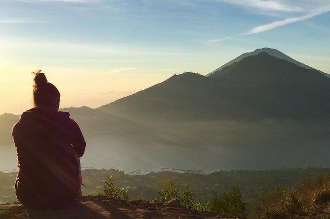 Mt Batur Trekking, Hot Spring & Coffee Plantation tour
