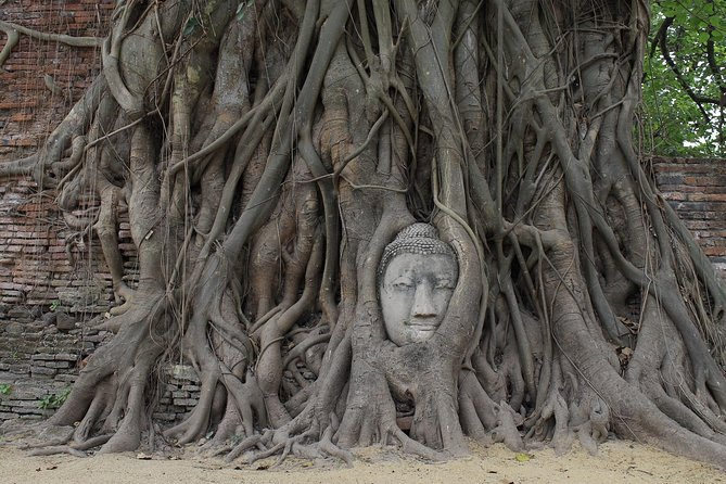 A Day in Ayutthaya: Private 5 UNESCO Temples Tour From Bangkok