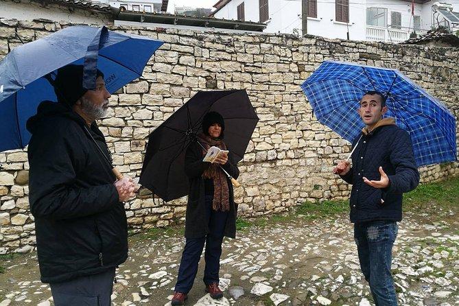 Berat walking tour -with visit in local Family (Gliko &Coffee Tasting ) BCT