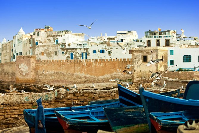 Excursion d'une journée de Marrakech à Essaouira