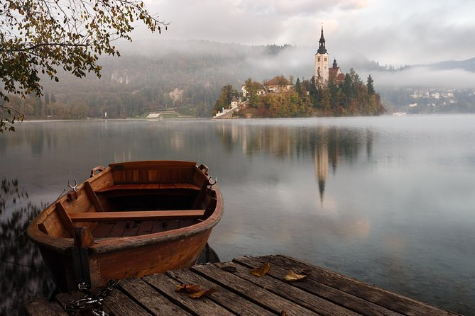 The Best of Slovenia, Bled lake, Postojna cave and Ljubljana