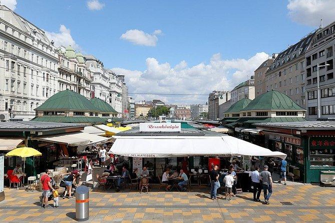 Naschmarkt Food Tour
