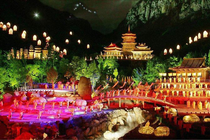 Shaolin Temple Afternoon Tour with Zen Music Ceremony and Dinner from Zhengzhou