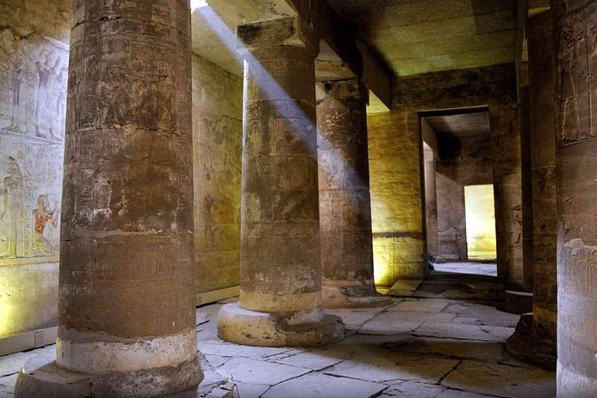 Private Day Tour to Dendera and Abydos Temples from Luxor