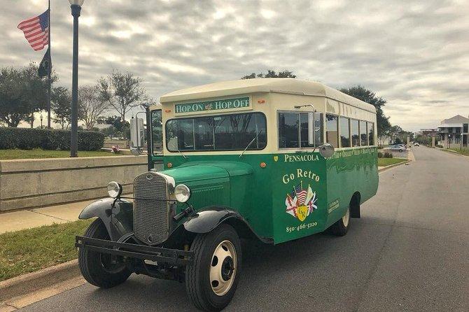 Hop-on Hop-off Tour in Pensacola