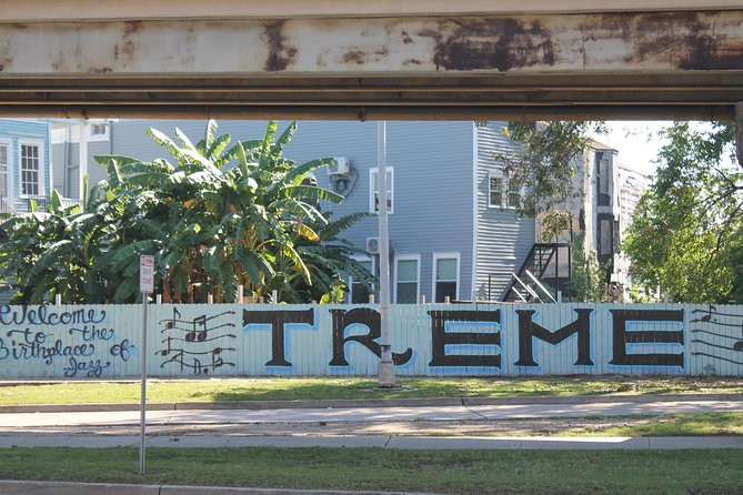 Walking the Tremé: A Self-guided Audio Tour of New Orleans
