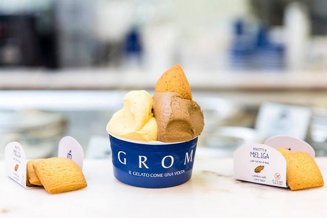 Rome: GROM Gelato Experience and Self-Guided Tour