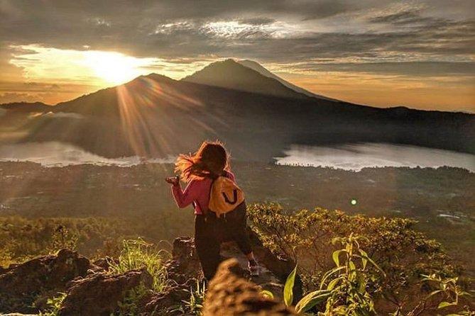 Mt. Batur sunrise trek & beauty waterfall