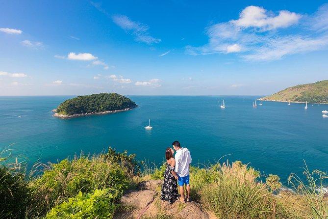 Phuket Tour to Karon View Point Big Buddha and Wat Chalong