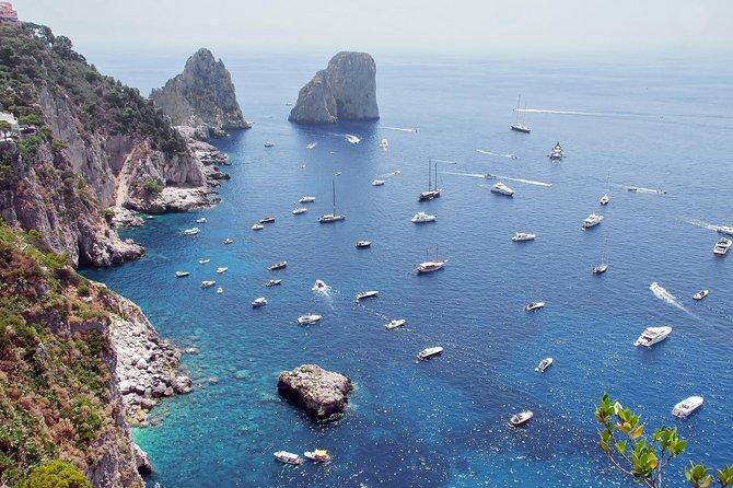 Capri Private Full Day Tour from Rome