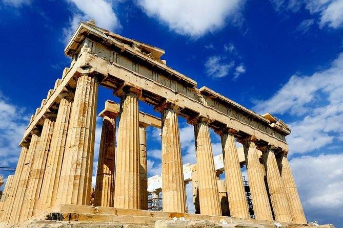 Athens Sightseeing Half-Day Tour