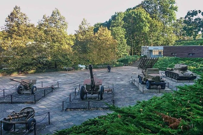 WWII Battlefield Tour - Seelow Heights
