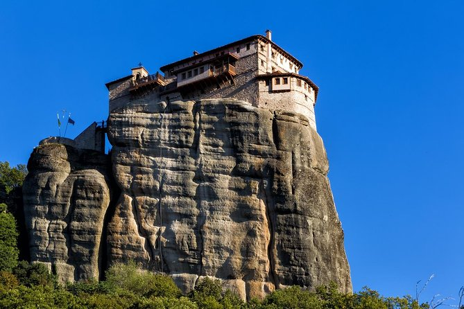 Meteora Monasteries Day Trip from Thessaloniki