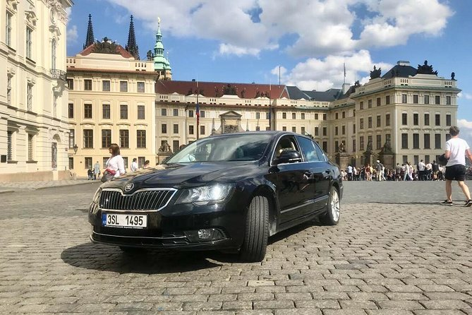 Private Transfer from Prague to Bratislava for max 4 people