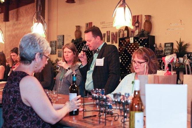 Premium Daytime Winery Tour