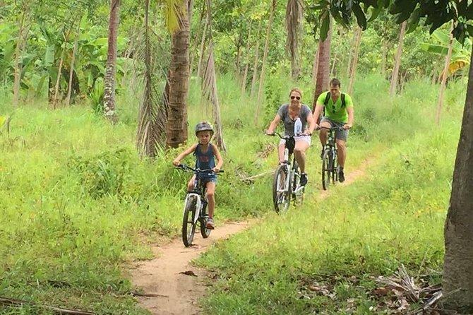 Half-Day Family Bike Tour in Koh Phangan