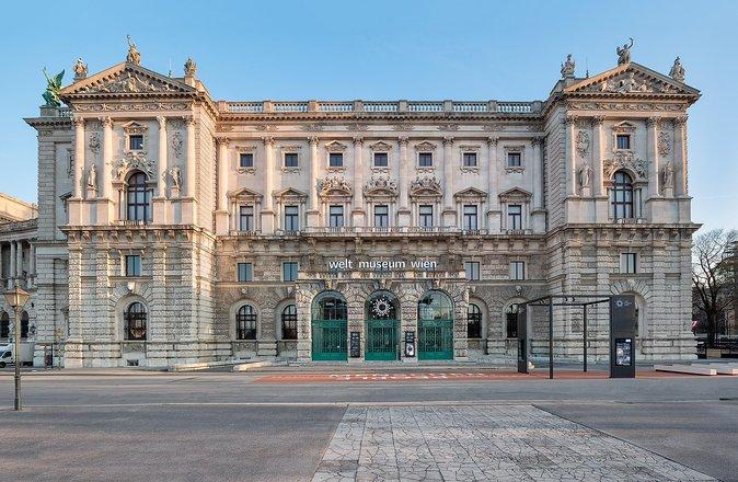Skip the Line: Weltmuseum Wien Ticket