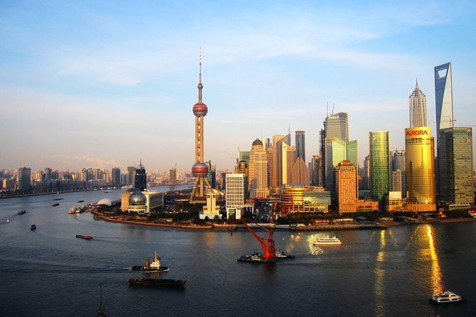 Private Half-Day Shanghai Tour with Din Tai Fung Dining