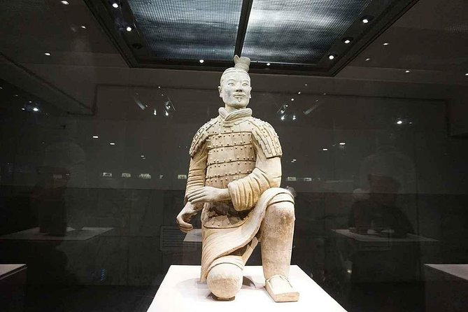 Terracotta Warriors & Horses plus Banpo Ruins Essential Full Day Tour from Xi'an