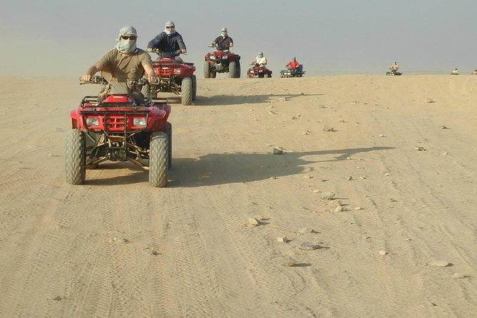 Ultra Sahara Park Safari & Moto Full day & Telescope & Camel Ride - Hurghada