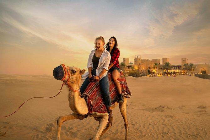 Royal Safari w/ Five-Star Dinner & Live Entertainment at Sahara Desert Fortress