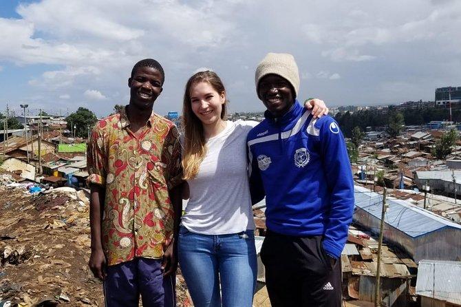See Kibera with a Non-Profit Leader