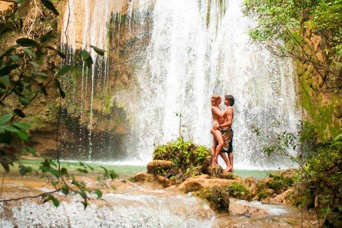 Samana Waterfall & Bacardi Island from Punta Cana (Full Day)