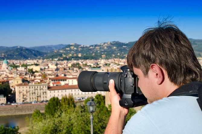 Florence Photography Walking Tour: Palaces, Palazzos and Bridges
