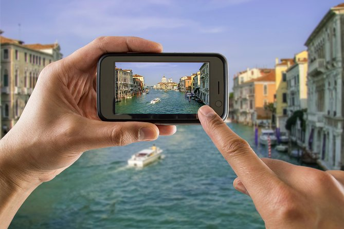 Venice Photography Walking Tour with Private Guide
