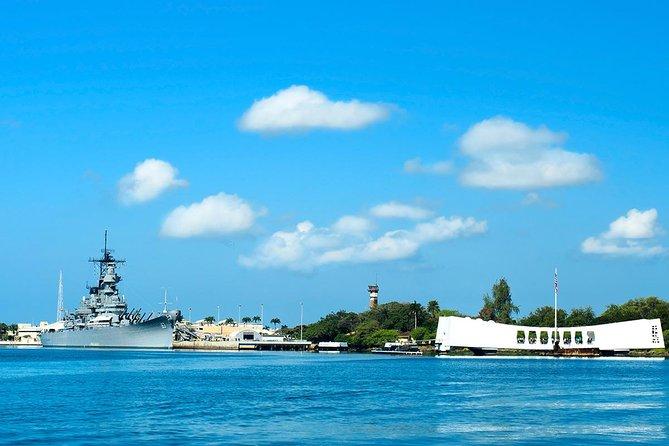 USS Arizona Memorial & City Tour