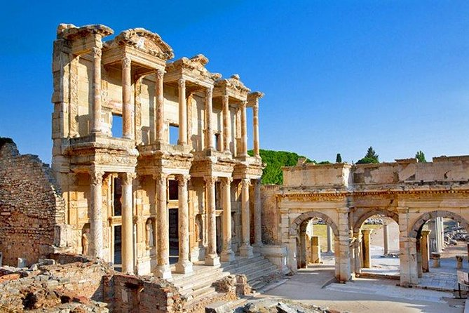 Guided Small Group Ephesus&Sirince Village Tour From Kusadasi /Selcuk Hotels