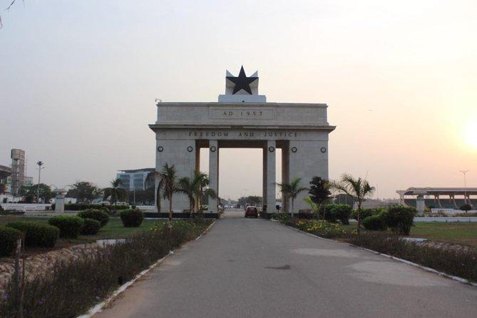 Accra Walking Tour